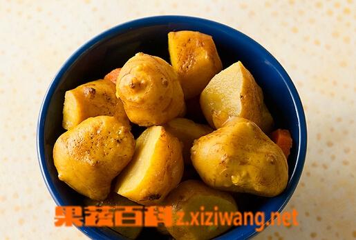果蔬百科腌制菊芋